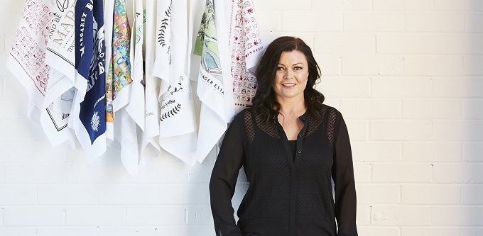 Founder of Expressions Australia Emma McNeilly