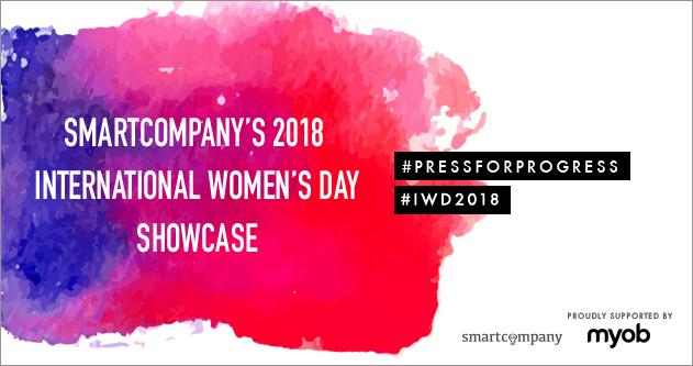 IWD 2018 editorial showcase