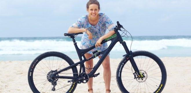 Jen Geale, Mountain Bikes Direct