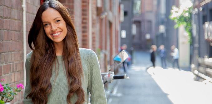Natalie Kyriacou, founder My Green World