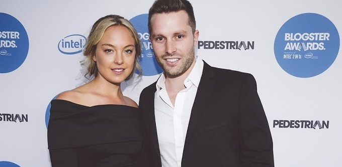 Jessica Sepel and Dean Steingold