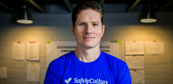 SafetyCulture Luke Anear