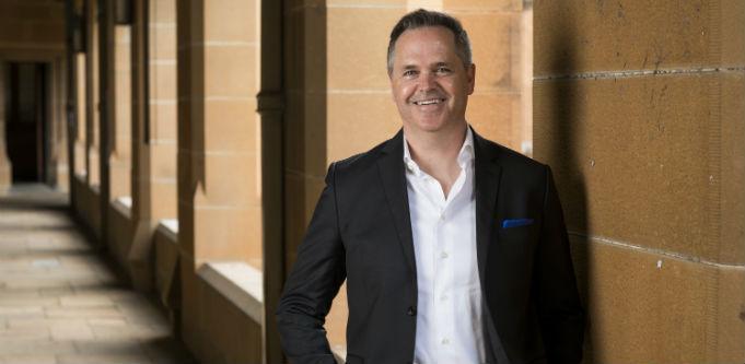 Tony Ward, Dropbox's country head of Australia and New Zealand. Source: Supplied.