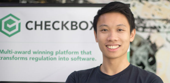 Checkbox Evan Wong