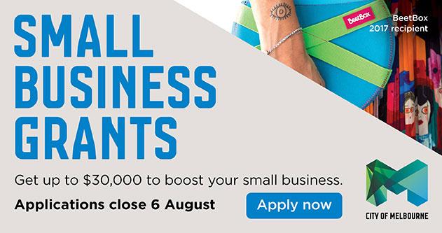 city-melbourne-business-grants