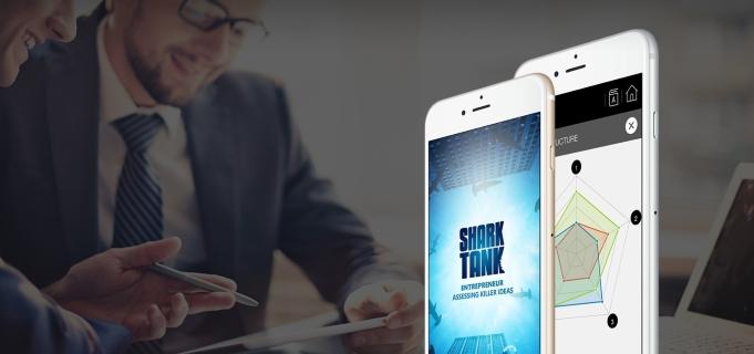 Shark Tank app