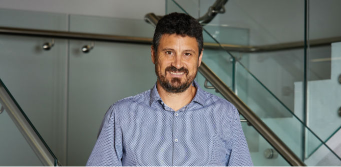Professor Alex Loukas, co-founder and head of research at Paragen Bio. Source: Romy Bullerjahn.