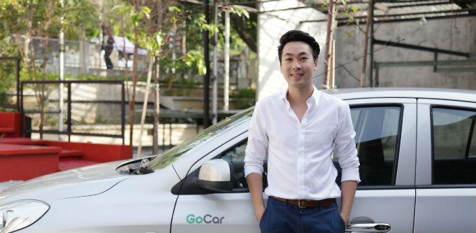 GoCar founder TJ Tan. Source: Supplied.