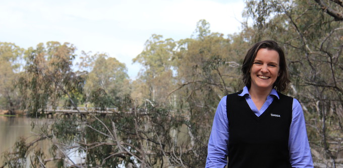 Hayley Purbrick rural Australia