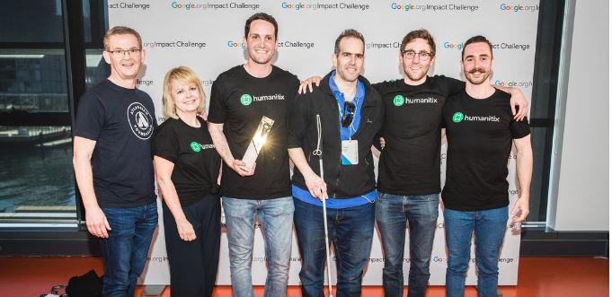 Humanitix Google Impact Challenge
