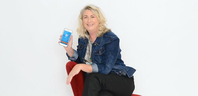 Skool Loop founder Sharlene Barnes
