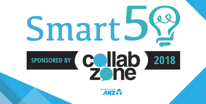 Smart50 Awards 2018