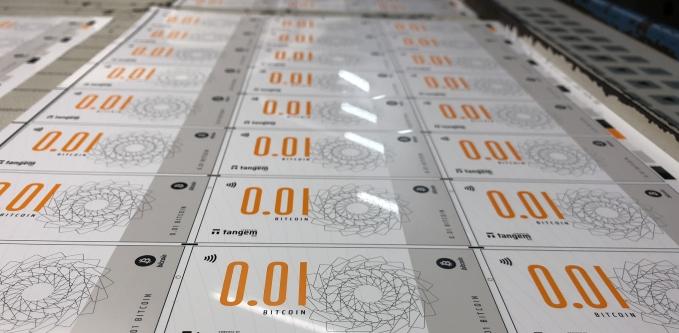 Crypto banknotes
