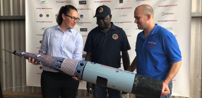 Equatorial Launch Australia