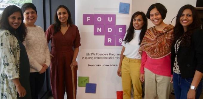 Indian women founders