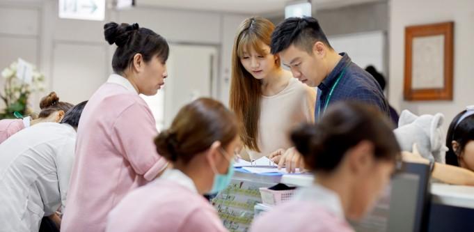 female-oriented workforce