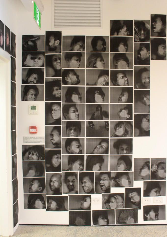 Canva photo wall