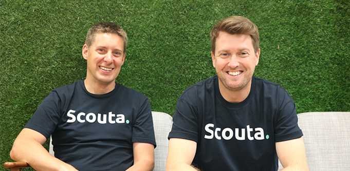 Scouta co-founders