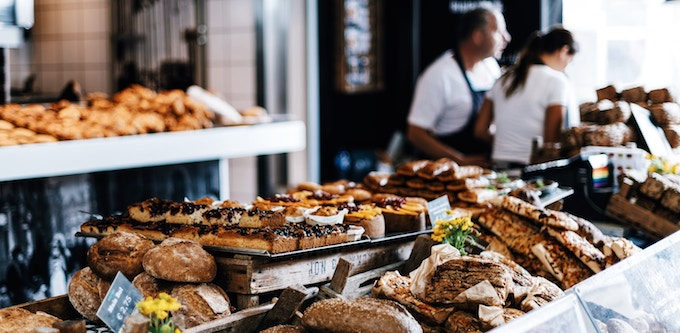 small business bakery