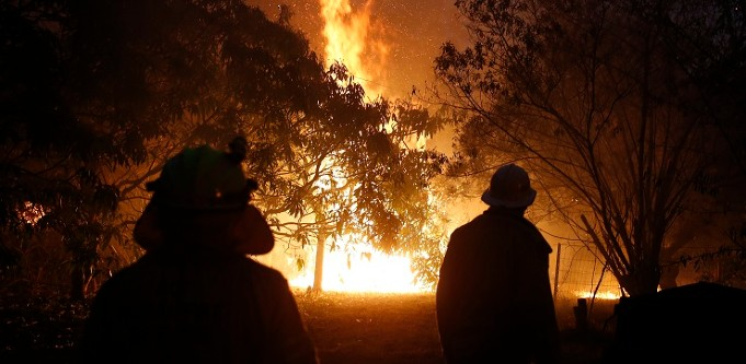 Bushfires NSW