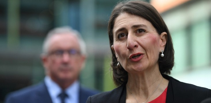 NSW stimulus package
