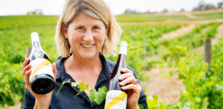 Liz Heidenreich, Peter Teakle Wines
