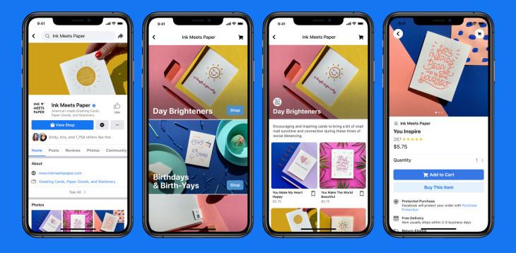 Facebook-Shops