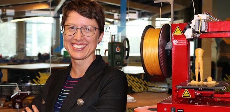 ATSE CEO Kylie Walker STEM sector