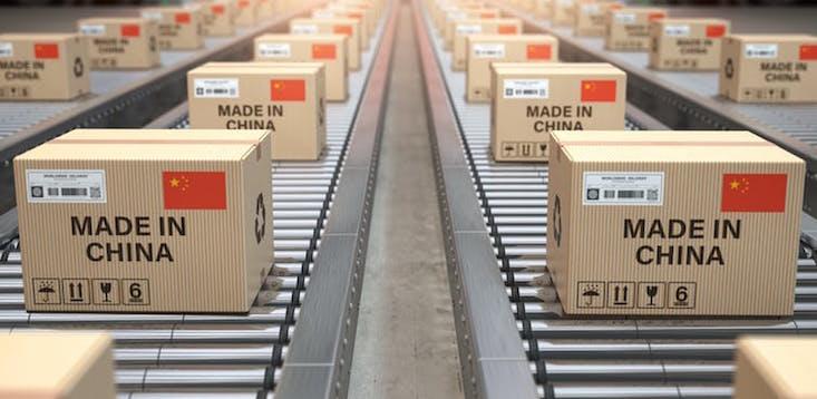 dependence on China