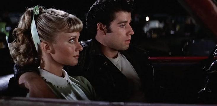 danny-sandy-grease-drive-in-cinema