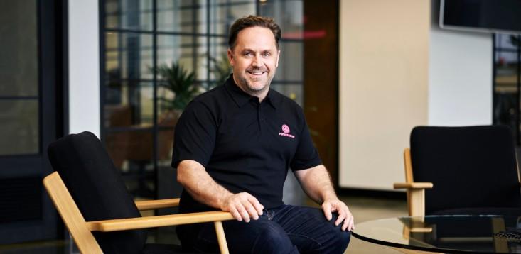 Powershop chief Jason Stein