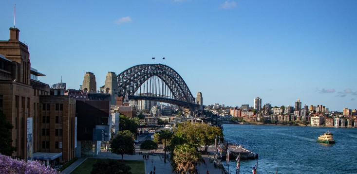 Sydney Harbour Bridge BridgeClimb