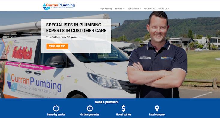 Curran Plumbing