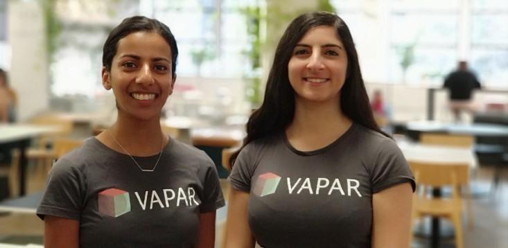 VAPAR-co-founders-Amanda-Siqueira-Michelle-Aguilar