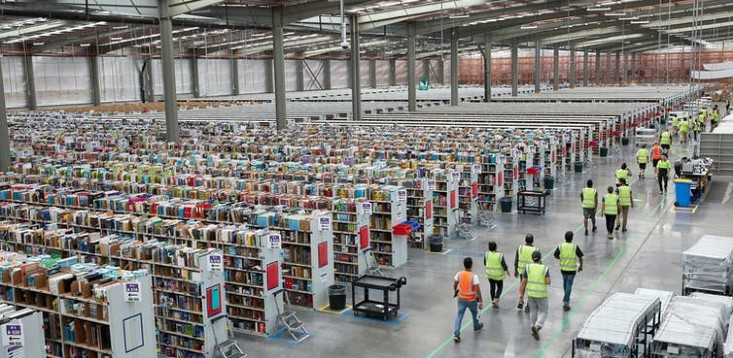 Amazon-fulfillment-centre-Dandenong