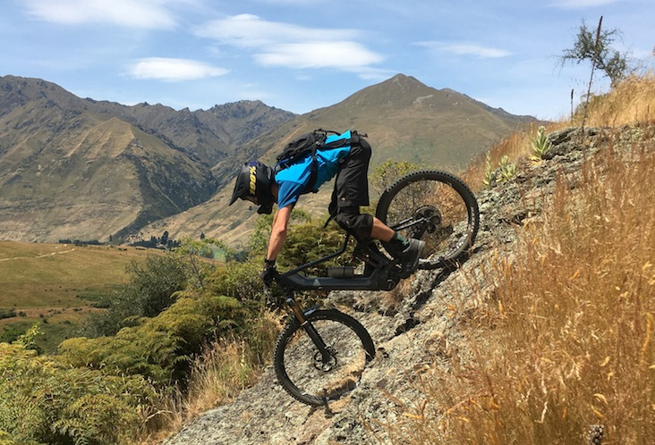 MTB Direct co-founder Michael Geale New Zealand