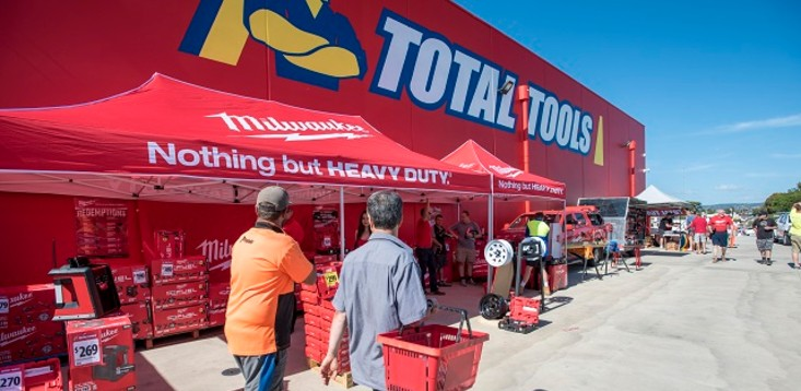 Total-Tools-store