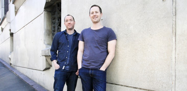 Waddle co-founders Nathan Andrew and Simon Creighton