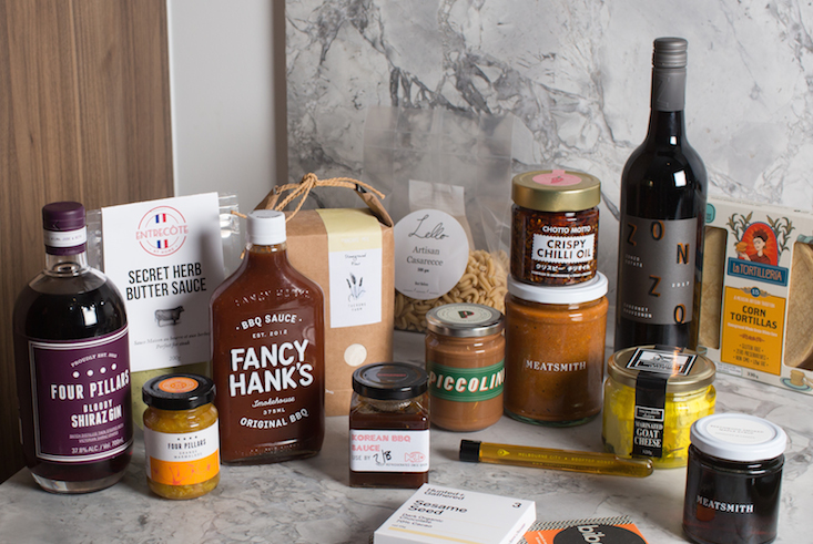 Co-Lap Pantry products