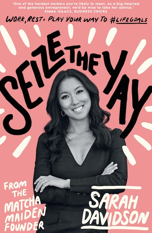 Seize the Yay book cover