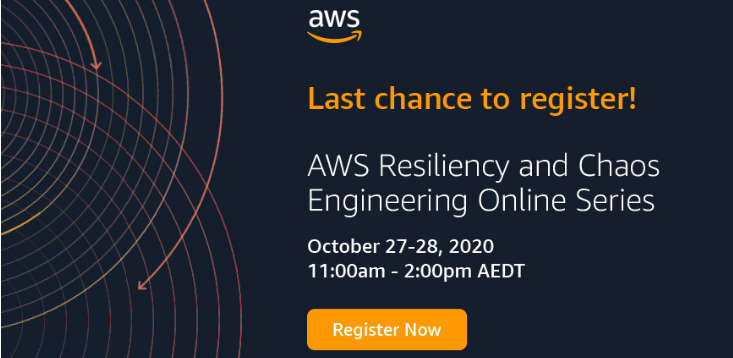 AWS Resiliency and Chaos Engineering