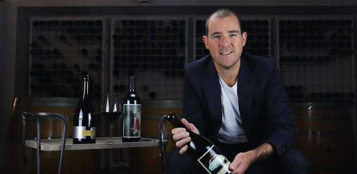 The Wine Collective CEO Lloyd Heinrich