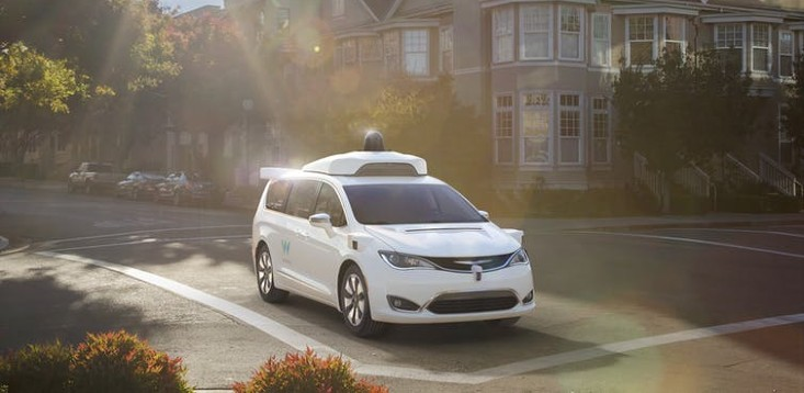 Waymo-self-driving-taxis