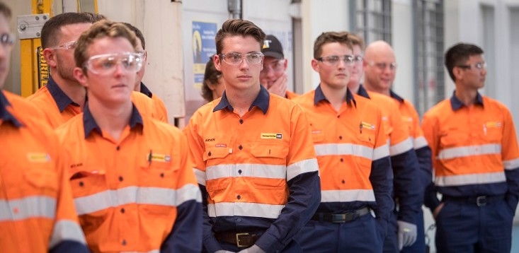 Young-tradies