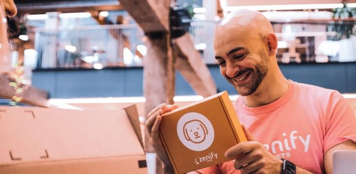 Zenify founder Andonis Sakatis