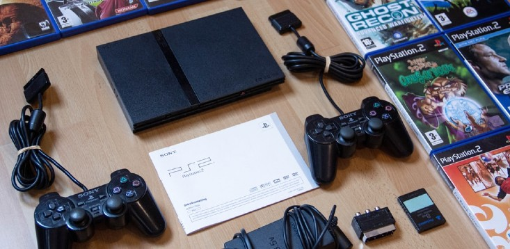 PlayStation-package