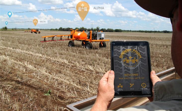 Swarmfarm app