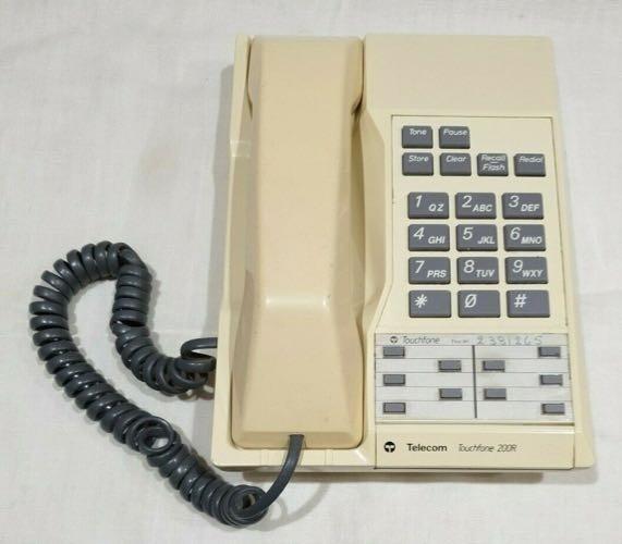 Old-school-phone