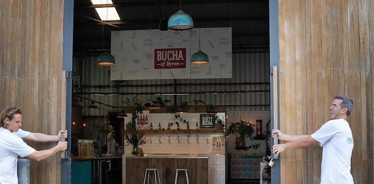 Kombucha Brewing Co