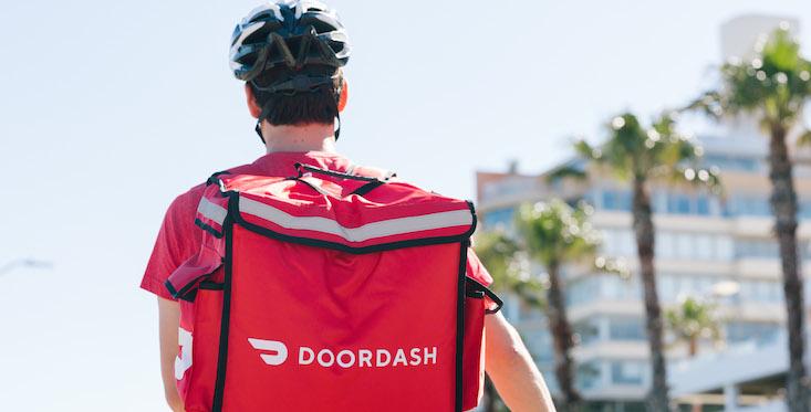 DoorDash rider